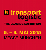 05. – 08. May Transport Logistics exhibition in Munich – Anhalt TC Rent hall B 5, stand 209!
